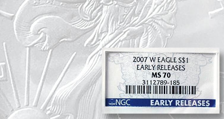 What's the difference between Burnished and Uncirculated for silver American Eagles?