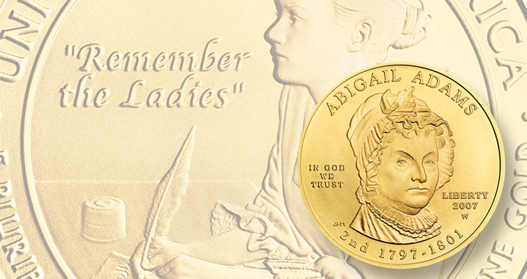 Abigail Adams tells husband to 'Remember the ladies': Colonial America