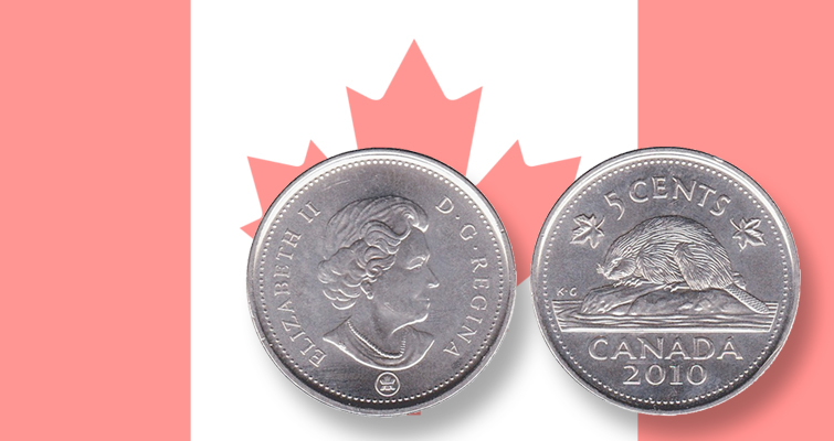 Canada's 5-cent coin under fire in Desjardins report