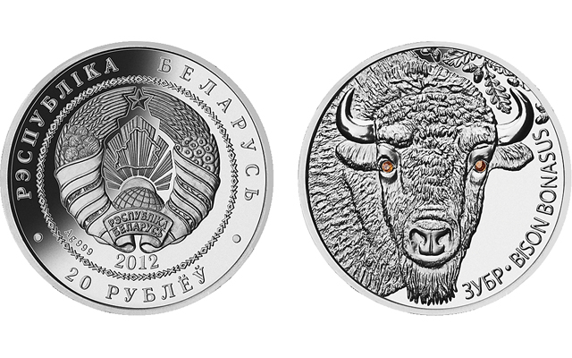 2012-belarus-silver-bison-portrait