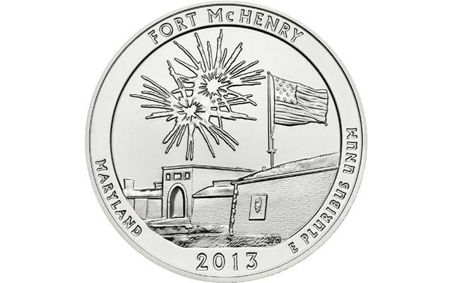 2013-fort-mchenry-unc-quarter-dollar