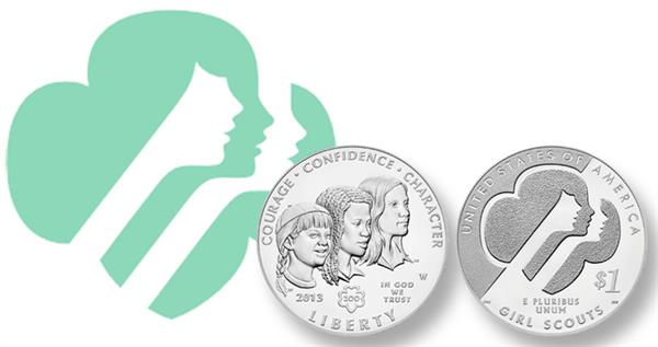 2013-girl-scout-silver-dollar-and-logo