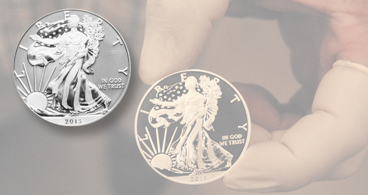 Enhanced Uncirculated added to U.S. Mint's bevy of coin finishes