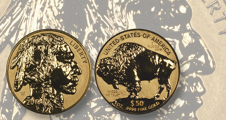 There will never be another Reverse Proof American Buffalo""