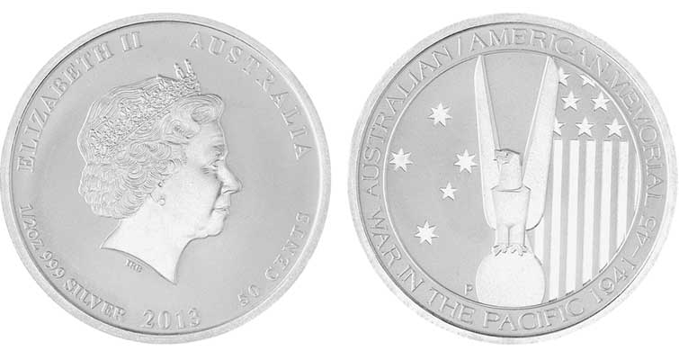 2013australia50centsamericanmemorial