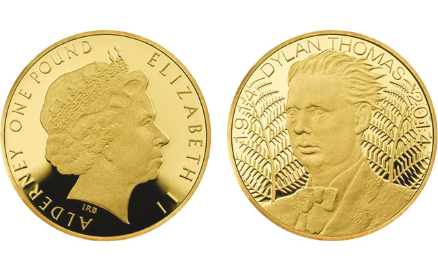 2014-alderney-dylan-thomas-gold-coin