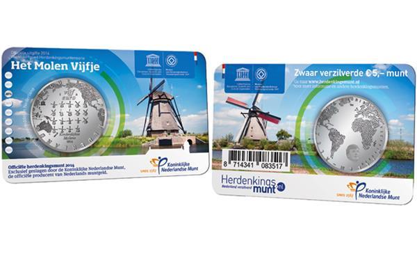 2014-dutch-windmill-bu-coin-card