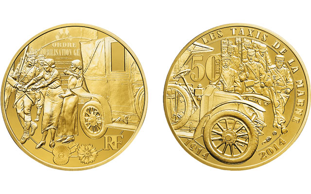 2014-france-ambulance-gold-50-euro-coin