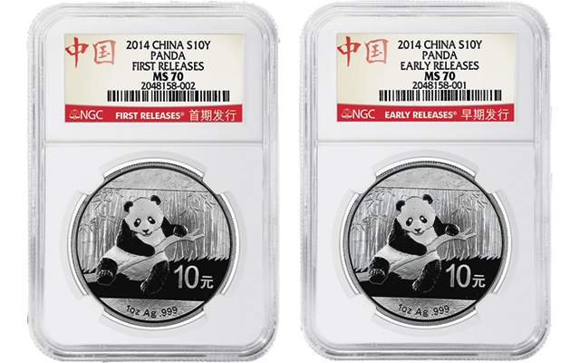 NGC using bilingual labels for certain Chinese coin series