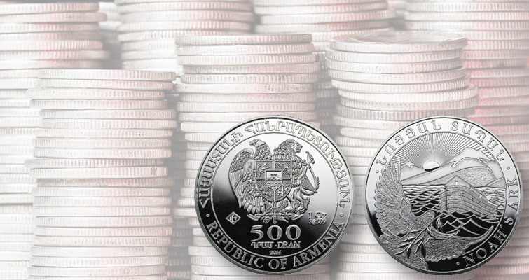 World of silver bullion coin options await collectors, investors