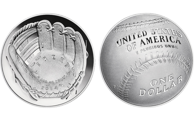 United States Mint hits grand slam with baseball coins: Top 10 Stories of 2014
