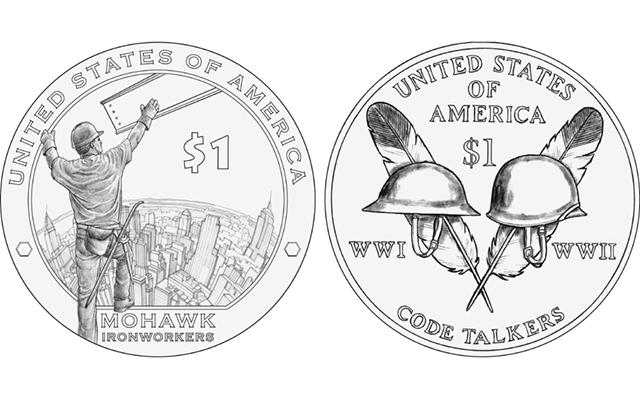 Treasury approves final Native American dollar designs