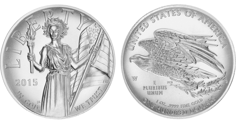 American Liberty High Relief silver medal