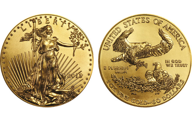 More American Eagle gold bullion sales in July than any month since April 2013