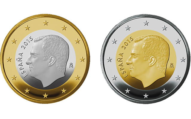 Spain unveils new circulating coin designs for Felipe VI