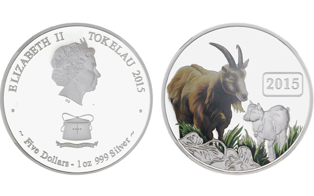 Coins, stamps provide revenue for tiny nation of Tokelau
