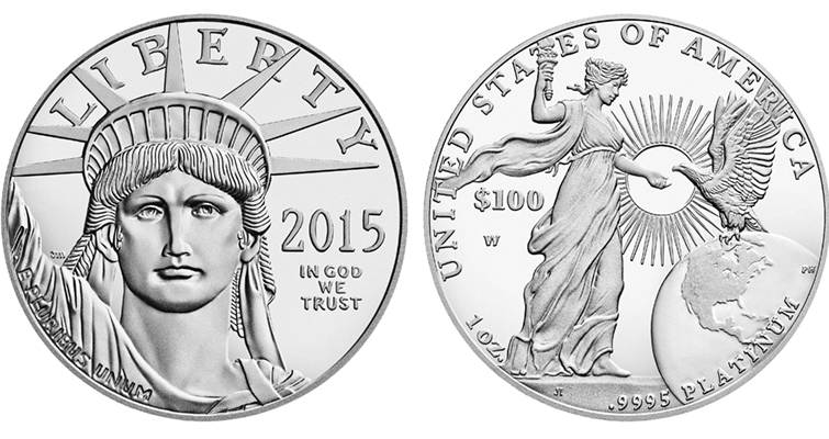 U S Mint Working To Get Planchets For Proof 2017 Platinum American Eagles