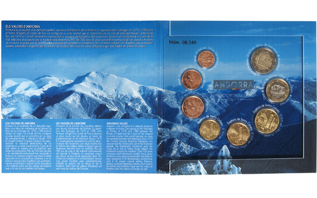 After delay, Andorra finally issues euro coins, much to collector excitement