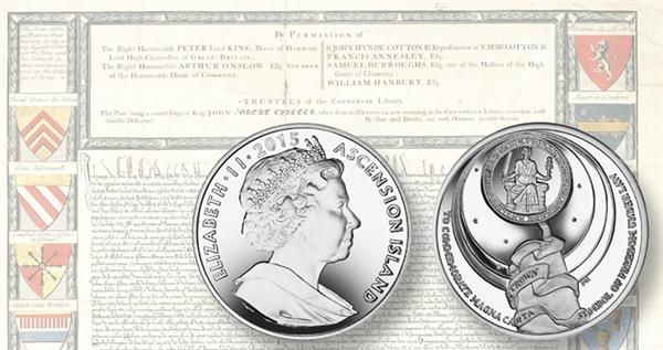 2015-ascension-island-magna-carta-and-coin