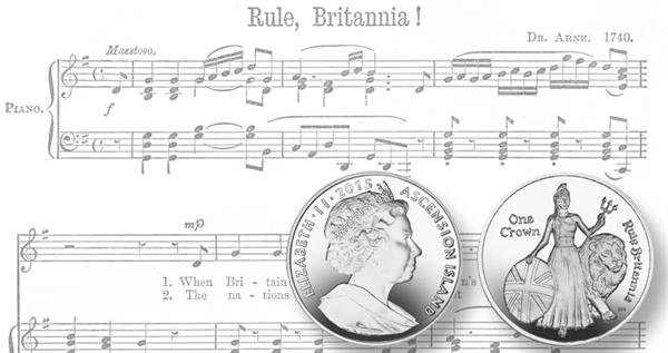 2015-ascension-islands-rule-britannia-coin-and-sheet-music