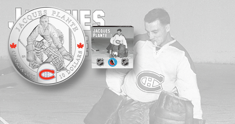 Royal Canadian Mint continues issuing hockey-themed coins