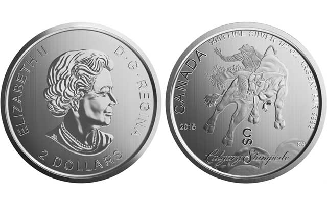 Royal Canadian Mint May Create Stampede With Silver