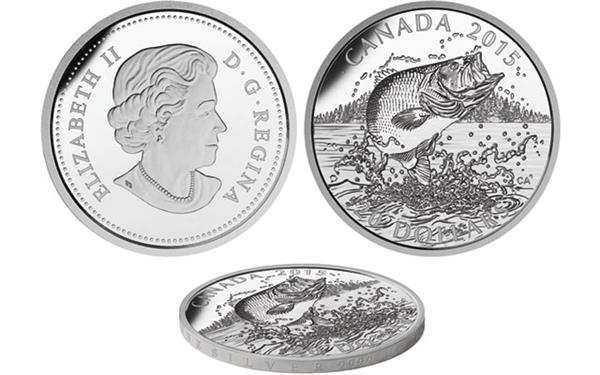 2015-canada-silver-20-dollar-largemouth-bass