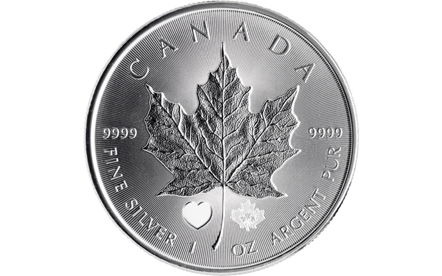 Rosland Capital, RCM issue privy mark Maple Leaf $5 for charity