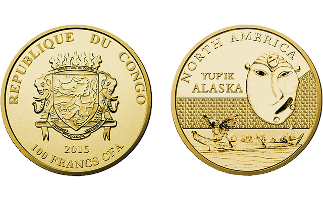 Congo bullion coins being issued by Kremnica Mint in Slovakia