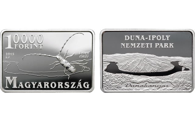 Hungarian Mint honors national park on 2015 commemorative coins