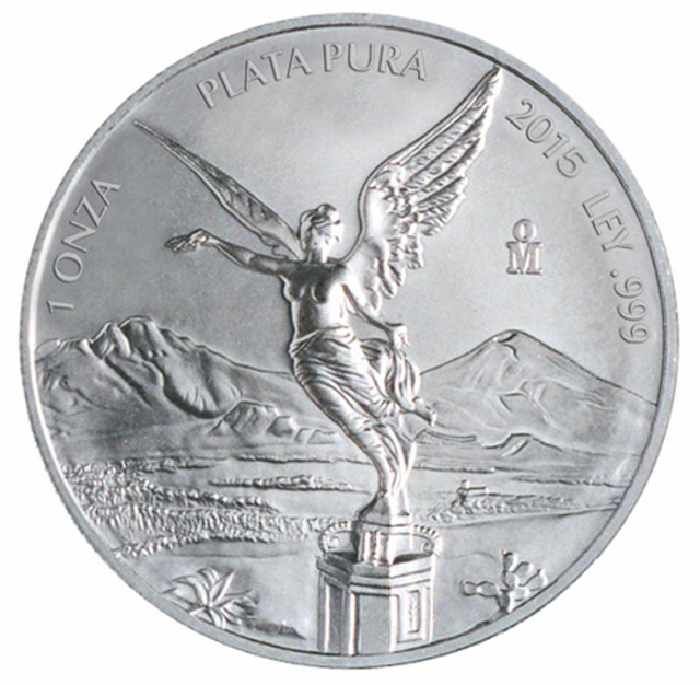 The release of the 2015 Libertad coins was delayed while the Bank of Mexico waited for authorization to increase premiums on them by 25 percent.