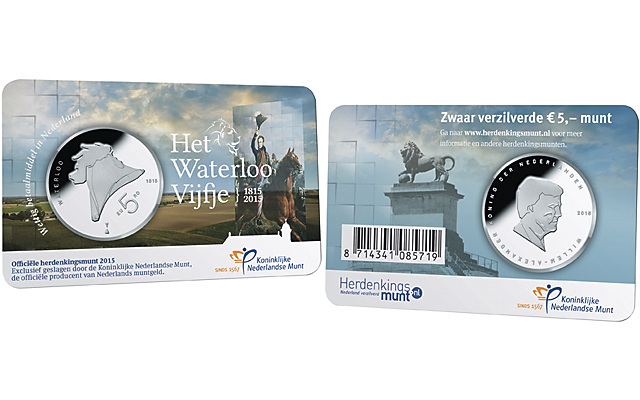 2015-netherlands-waterloo-5-euro-in-blister-pack