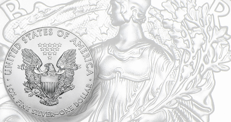 84.5 percent of week's American Eagle silver coin supply bought