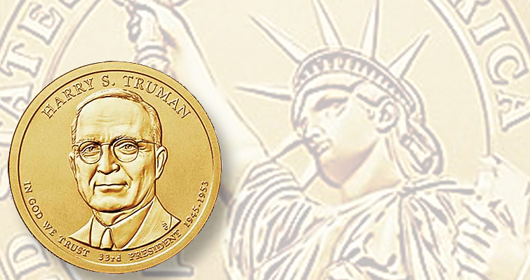 U.S. Mint reports 2015 Coin and Chronicles Set – Harry S. Truman sold out within 15 minutes June 30