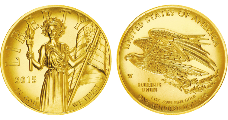 2015-W American Liberty High Relief gold merged