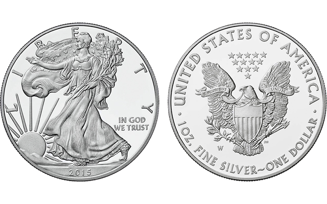 U.S. Mint making Proof 2015-W silver American Eagles available during FUN