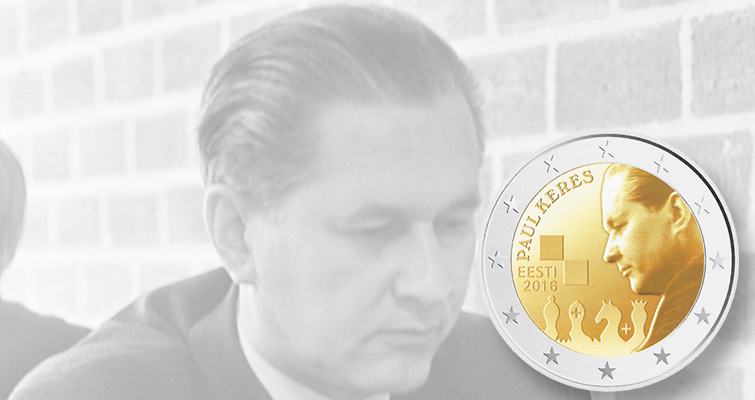 Estonia reveals its first circulating commemorative €2 coin