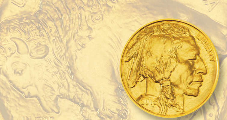 The Mint is considering issuing fractional versions of the American Buffalo gold coin for the first time since 2008.
