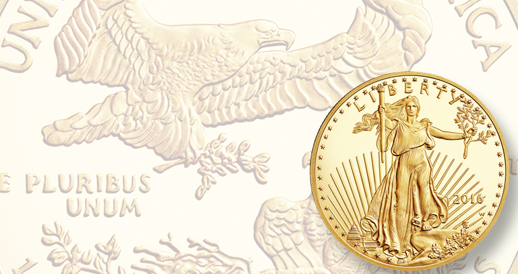 Mint to open sales for Proof 2016-W American Eagle gold coins