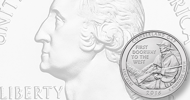 3,600 attend launch of Cumberland National Historical Park quarter dollar