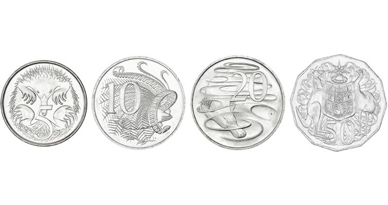 2016-australia-decimalization-circulating-coin-designs