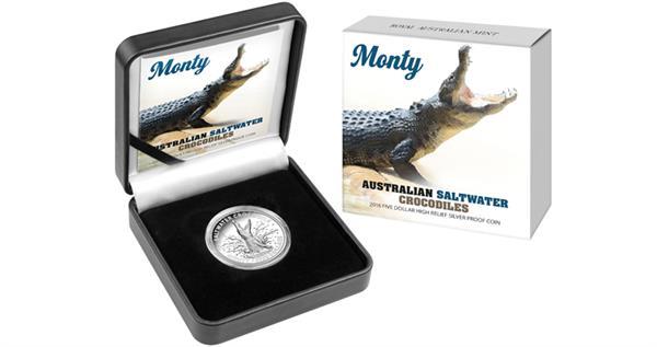 2016-australia-high-relief-proof-silver-saltwater-crocodile-5-dollar-packaging