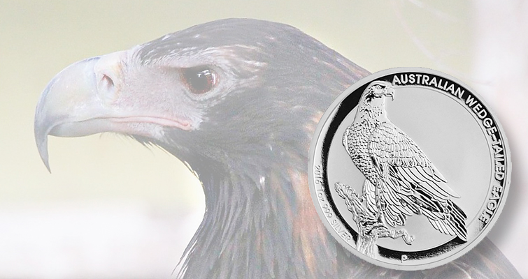 Perth Mint's Wedge-Tailed Eagle bullion and collector coins soar