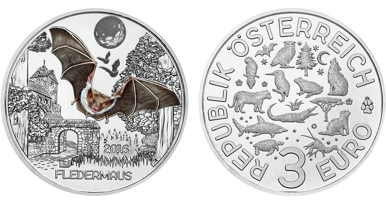 2016-austria-3-euro-fledermaus-bat-coin