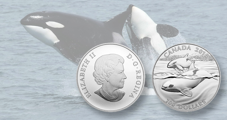 RCM issues eighth silver $100 coin in ongoing Wildlife series