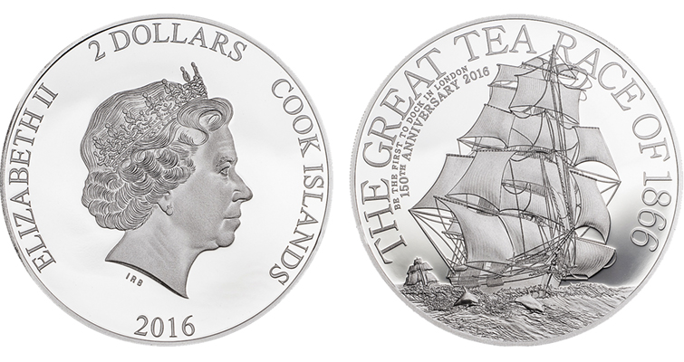 2016-cook-islands-2-dollar-great-tea-race-of-1866-coin