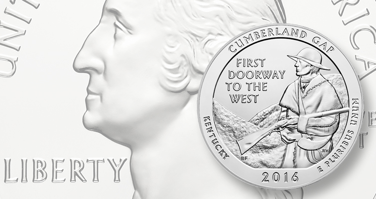 More than half of Cumberland Gap 5-ounce silver bullion coins sold