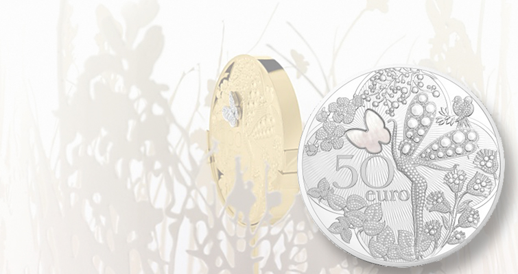 Monnaie de Paris honors French artistry with commemorative coins