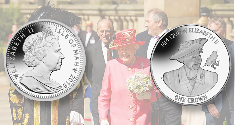 The celebration continues: Queen Elizabeth II birthday coins still being issued months later