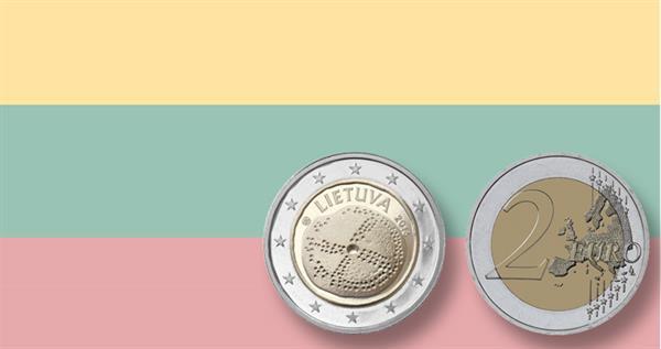 2016-lithuania-baltic-culture-2-euro-coin-flag